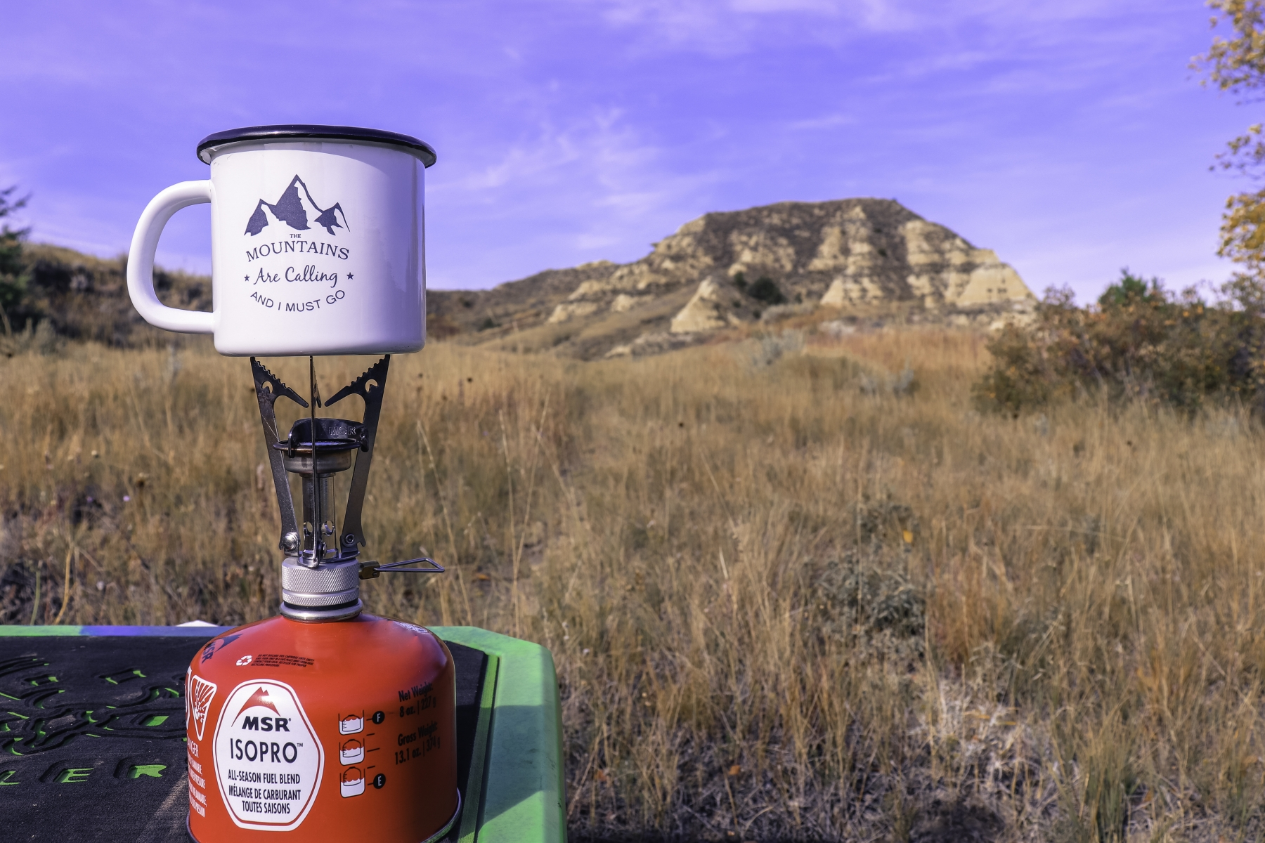 Backcountry Coffee Brewing