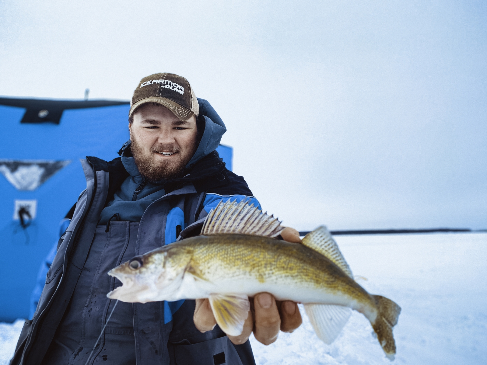 Devils Lake Walleye