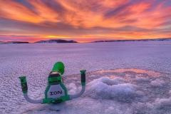 Lake Oahe Sunrise
