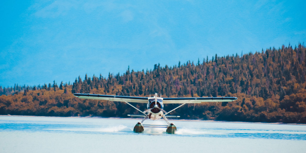 Alaska Float Plane Peak Productions
