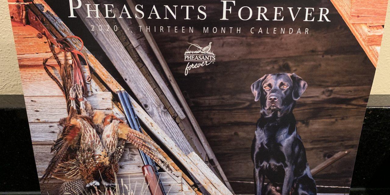 2020 Pheasants Forever Calendar