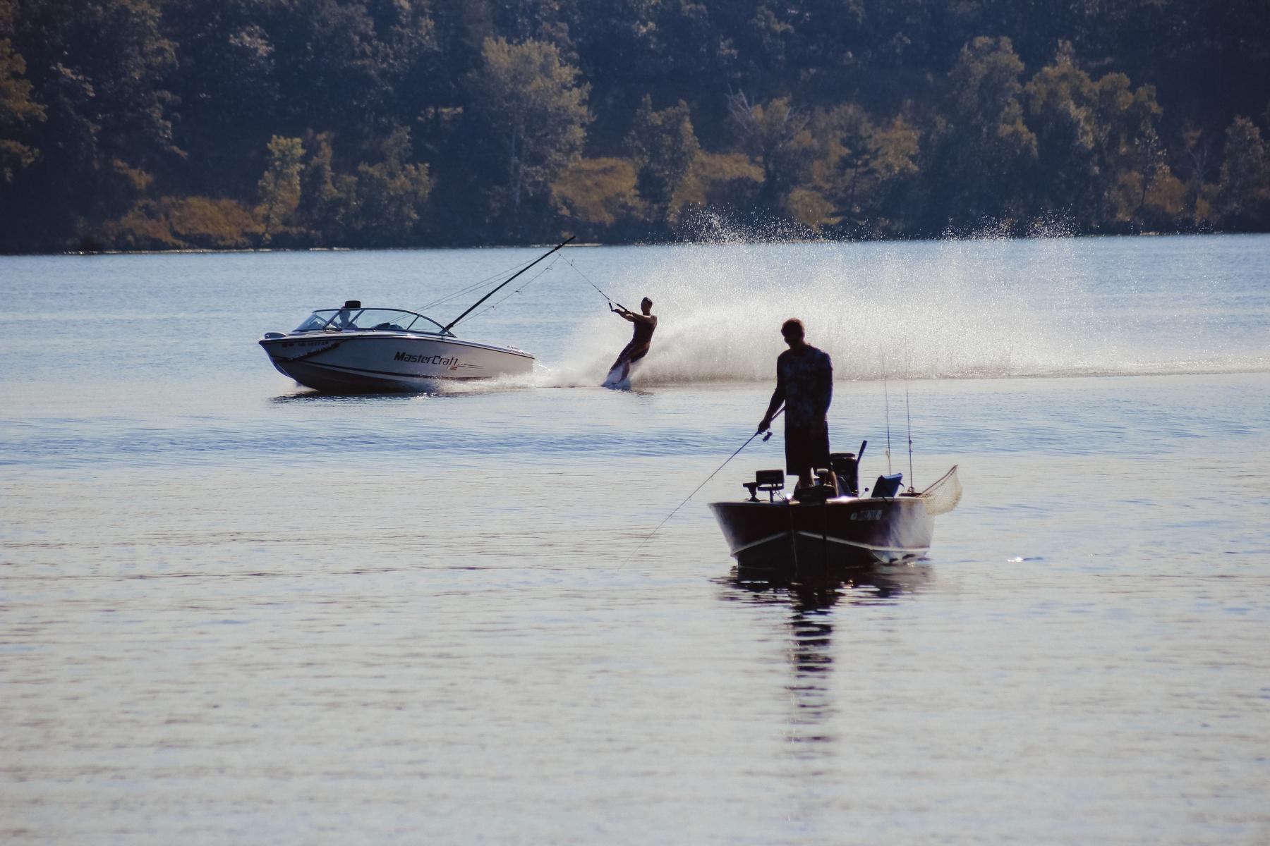 Life at the Lake