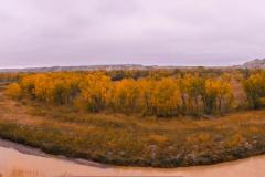 Fall on the Little Missouri